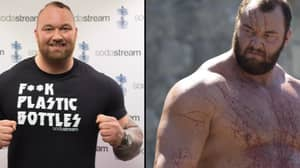 The Mountain From 'Game Of Thrones' Wins World's Strongest Man 2018