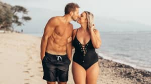 'Curvy' Woman Married To 'Mr Six Pack' Hits Back At Online Trolls