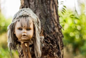 World's Creepiest Tourist Attraction Has Thousands Of Decapitated Baby Dolls