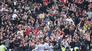 Football Fans Could Be Allowed To Drink Alcohol In Stadium Seats If New Proposals Are Introduced