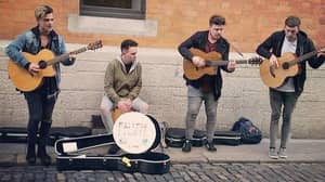 Ireland Wants Four LADs To Represent Them At Eurovision After 'Father Ted' Cover