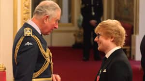 Ed Sheeran Was In Breach Of Royal Protocol When Collecting His MBE