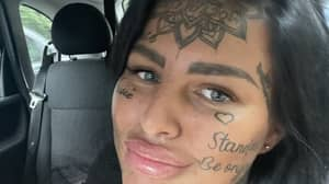 Woman With Tattoos All Over Body Reveals The One She Regrets