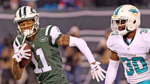 Footballer Robby Anderson 'Tells Cop He's Going To F*** His Wife'