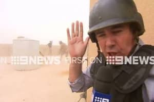 Australian Journalists Come Under Fire From IS Whilst Reporting In Iraq
