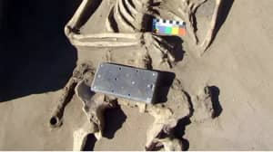 Archeologists Once Found Artefact Dubbed '2,100-Year-Old iPhone' In Grave In 'Russian Atlantis'