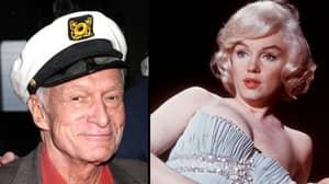 Hugh Hefner Will Be Buried Next To Marilyn Monroe