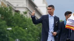 Cristiano Ronaldo Hires Strongman Body Guard Following ISIS Threats
