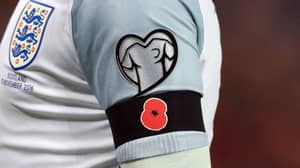 England And German Players To Wear Poppy Armbands For Friday's Friendly