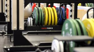 Firefighters Issue Warning After Man Gets Penis Stuck In Gym Weights