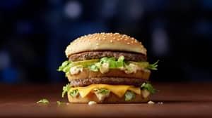 Don't Panic, But McDonald's Has Had A 'Grand Mac' Shortage