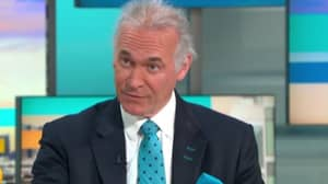 Good Morning Britain's Dr Hilary Advises People Not To Talk While Hugging