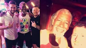 LAD's Uncle Mistaken For Morgan Freeman In Magaluf