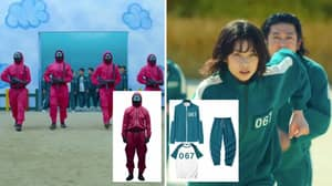 Squid Game Tracksuits Looks To Be The Hottest Halloween Costume Of 2021