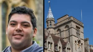 Refugee Wins Place At Oxford Just Two Years After Fleeing Syria