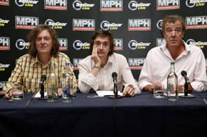 Jeremy Clarkson Shares Embarrassing Throwback Pictures Of Former Top Gear Trio