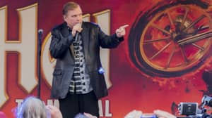 Meat Loaf Backs Veganuary – But Refuses To Change His Name To Veg Loaf