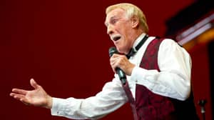 Van Driver Pays Tribute To The Late Sir Bruce Forsyth