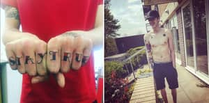 Teenage Lad Left Fuming After He's Rejected For A Job Due To His Tattoos