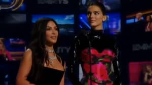 Kardashian Sisters Get Merked By Audience At The Emmy Awards