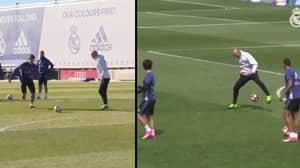 WATCH: Zinedine Zidane's Layoffs Are A Thing Of Beauty