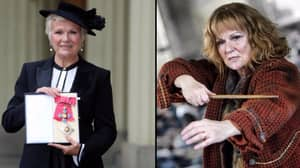 'Harry Potter' Actor Julie Walters Has Become A Dame For Services To Drama