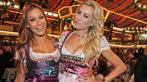 Women Who Visit Oktoberfest Slammed For Wearing 'Porno Dresses'
