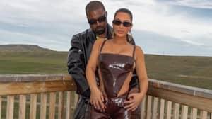 Kanye West Pays Bizarre Tribute To Wife Kim Kardashian 'Officially Becoming Billionaire'
