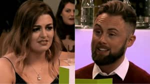 Guy On 'First Dates' Talks Genocide And It Doesn't Go Down Well