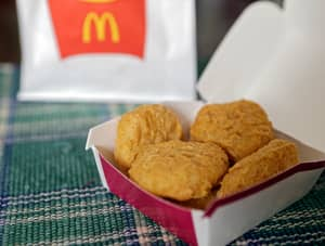 Boy Pulls Gun On Classmate After She Doesn't Give Him A Chicken McNugget