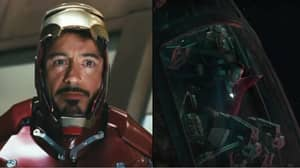 Marvel Fans Beg NASA To Save Tony Stark From Space
