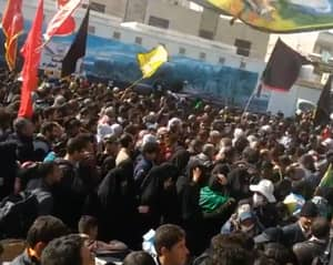 20 Million Shia Muslims Risk Their Lives Marching In Iraq For Arba'een