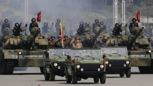 US Military Expert Claims North Korea's Parade Weapons Are Fake