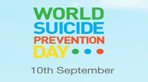 On World Suicide Prevention Day, Remember It's OK To Not Be OK