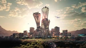 Billionaire Reveals Plans To Create $400 Billion Sustainable City In Desert