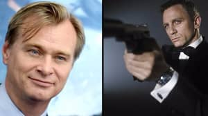 Christopher Nolan Is The Favourite To Direct The Next James Bond Film