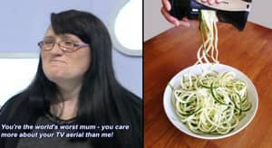 There Has Been Vegetable Satisfaction On 'The Jeremy Kyle Show', Okay?