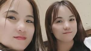 Women Spot They Look Alike On Social Media And Turn Out To Be Twins