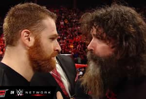 Mick Foley Lost His Teeth During An Episode Of 'Monday Night Raw'