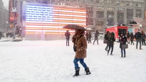Forecasters Predict 'Possibly Life Threatening' Cold And Snow Across The USA