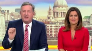 Piers Morgan Absolutely Rips Into Liberal MP Over Link Between Climate Change And Bushfires