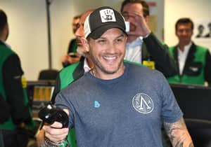 Tom Hardy Says His Portrayal Of 'Venom' Was Inspired By Conor McGregor