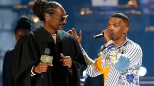 Jamie Foxx Asked Snoop Dogg To Help Intimidate His Daughter's Boyfriend