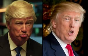 Alec Baldwin Needs To Get A New Agent For His Trump Impersonation Money