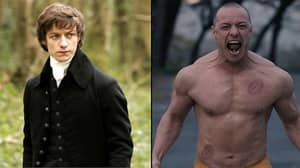 James McAvoy's Personal Trainer Reveals How The Actor Beefed Up For Glass