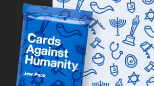 Anti-Semitic Cards Of Humanity Expansion Pack Removed From Target Stores