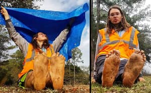 Activist Who Walked Barefoot To Raise Awareness Of Climate Change Killed By SUV