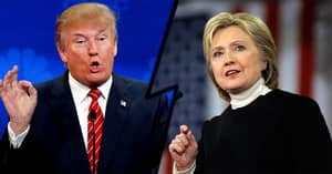 Trump And Clinton Clash In First Of American Presidential Debates