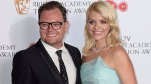 Holly Willoughby Downs Tequila On Air After Alan Carr's Criticism