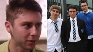 James Buckley Played Different Character In Inbetweeners Pilot 'So Bad People Weren't Allowed To See'